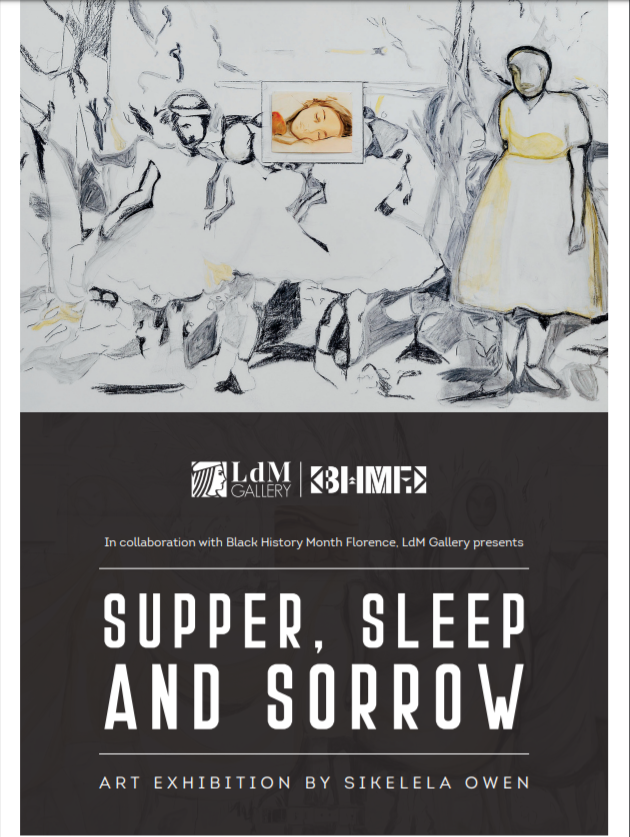 supper, sleep, and sorrow