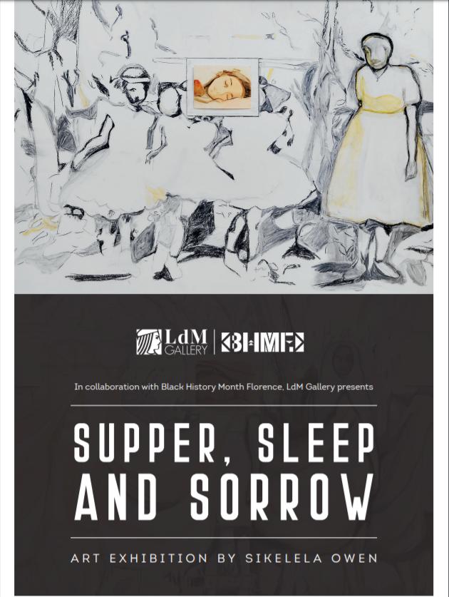 supper, sleep, and sorrow